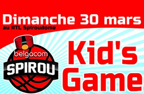 Assistez au Kid's Game