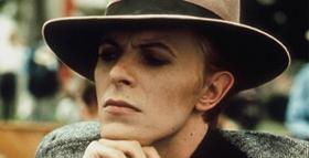 David Bowie op het witte doek