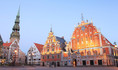 Ontdekking van Riga, Tallinn & hun omgeving
