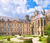 Reims, de Champagnehoofdstad? En zo veel meer!