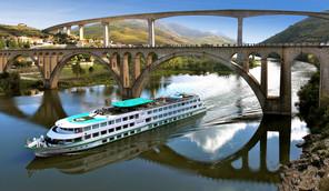 Le Portugal et le Douro, fleuve d'or
