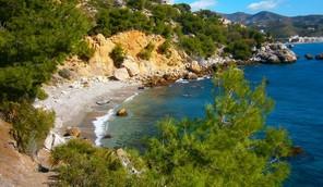Strandverblijf in Andalusië