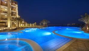 Détente aux Emirats: Hotel Doubletree by Hilton Resort & Spa Marjan Island *****