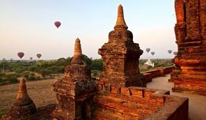 Birmanie à la folie