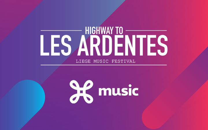 Highway to les Ardentes