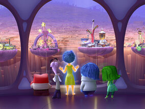 Inside Out: de nieuwe geniale Disney-Pixar film