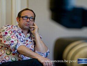 Interview filmée d'Olivier Gourmet pour La tendresse