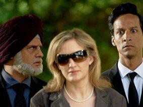 Vijay and I : Le lapin qui ressortit indien de son chapeau