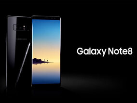 Win een sublieme Samsung Galaxy Note8!