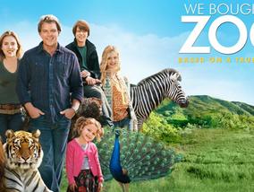 """Enkel cynische mensen kunnen ongevoelig blijven voor """"We Bought A Zoo"""""""