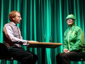 En cherchant l'amour, Myriam Leroy triomphe au théâtre