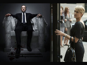 House of Cards : un couple (presque) parfait