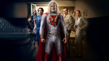 Nieuw op Netflix: superhelden en hun kinderen in Jupiter's Lecacy