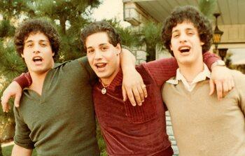 'Three Identical Strangers': een verhaal over drie mannen en hun gedeelde geheim