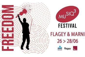 Le Festival Musiq'3 fête son 5e anniversaire