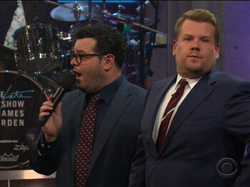Ontdek de Late Late Show van James Corden op Pickx+