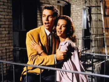 West Side Story, l'histoire d'un amour impossible