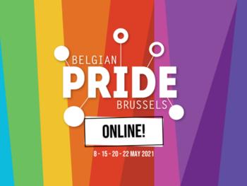 Célébrez les couleurs de la pride en ligne !