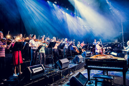 The Marquee Orchestra feat. Jef Neve