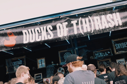 Ducks Of T(h)rash