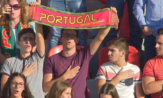 Portugal 0 - 1 Red Flames