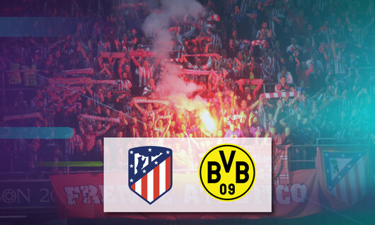 UEFA Youth League: Atlético Madrid - Borussia Dortmund