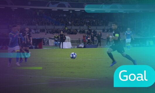 Penalty: Naples 1 - 1 Paris SG: 62', Insigne