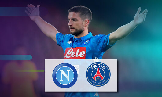 SSC Napoli - Paris SG
