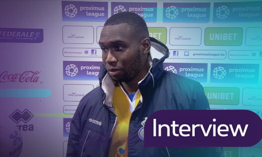 Interviews Union Saint Gilloise - Westerlo (Union Saint Gilloise)