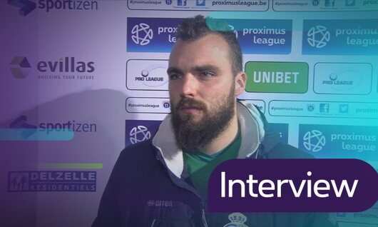 Interviews Union Saint Gilloise (AFC Tubize - Union Saint Gilloise)