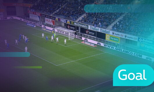 Goal: KAA Gent 1 - 0 Eupen: 12', Rosted