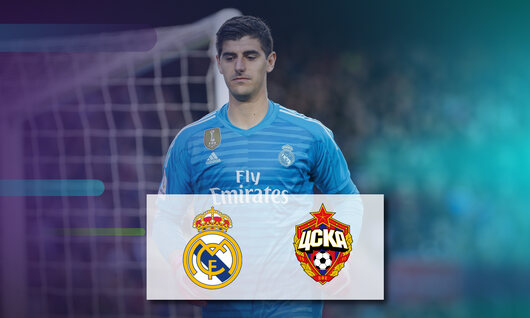 Real Madrid - CSKA Moskou