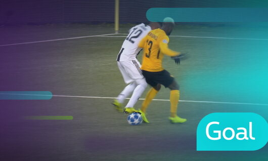 Penalty: Young Boys 1 - 0 Juventus Turin: 30', Hoarau