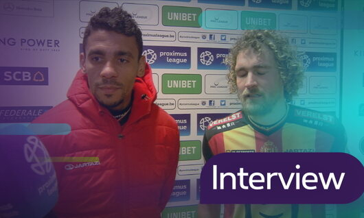 Interviews KV Mechelen (OH Leuven - KV Mechelen)