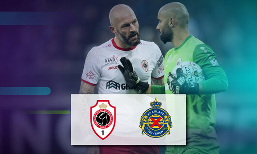 Royal Antwerp - Waasland-Beveren