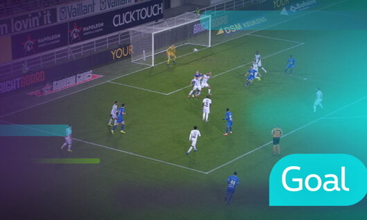 Goal: KAA Gent 2 - 0 Cercle Brugge 34' Rosted