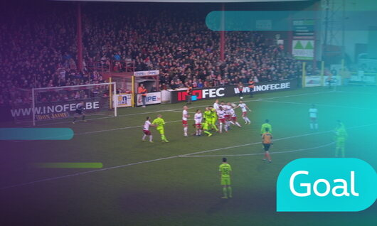 Goal: Courtrai 0 - 2 Zulte-Waregem : 59', Faik