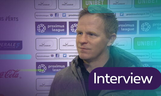 Interviews Union Saint Gilloise - KV Mechelen (KV Mechelen)