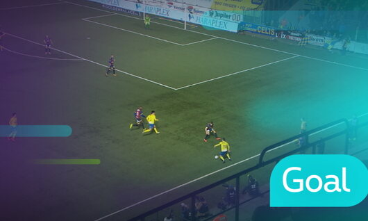 Own goal: Saint-Trond 2 - 1 Waasland-Beveren; 88', Caufriez