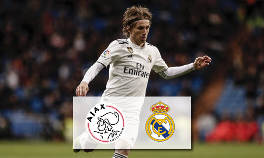 AFC Ajax - Real Madrid