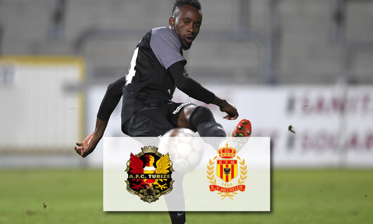 AFC Tubize - Malines