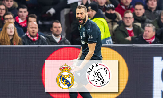 Real Madrid - Ajax Amsterdam