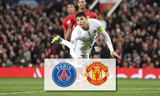 Paris SG - Manchester United