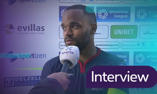 Interviews Roulers (AFC Tubize - Roulers)