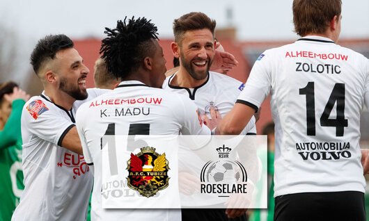 AFC Tubize - Roulers