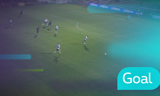 Goal: Roeselare - OH Leuven: 80', Mbombo