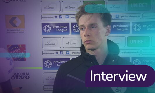 Interviews OH Louvain (Roulers - OH Louvain)