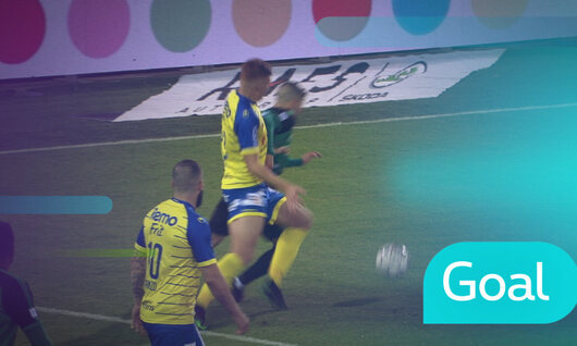 Penalty: Cercle Bruges 2 - 1 Waasland-Beveren: 53', Bruno