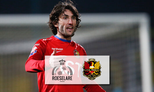 Roulers - AFC Tubize