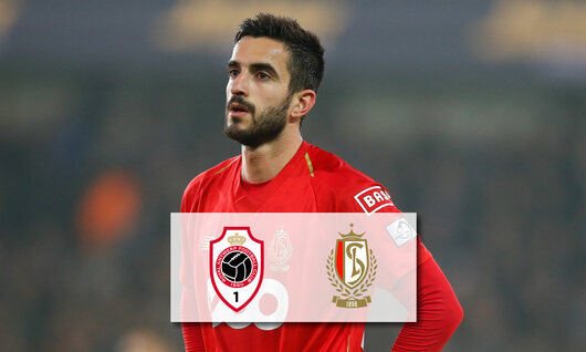 Résume de: Royal Antwerp - Standard